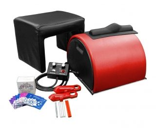 Sybian Blushing Red