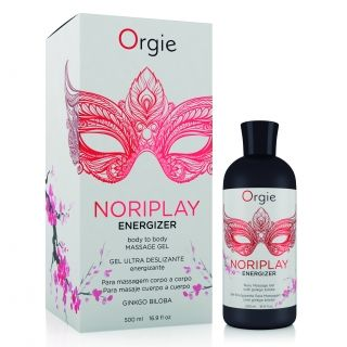 Orgie Noriplay Energizer Massage Gel
