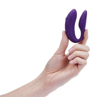 We-Vibe Chorus Couples Vibrator Passionate Purple