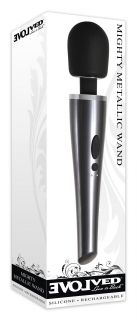 Mighty Metallic Rechargeable Wand
