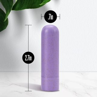 Gaia Rechargeable Eco Bullet Vibe Lilac