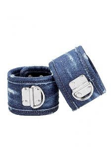 Denim Ankle Cuffs